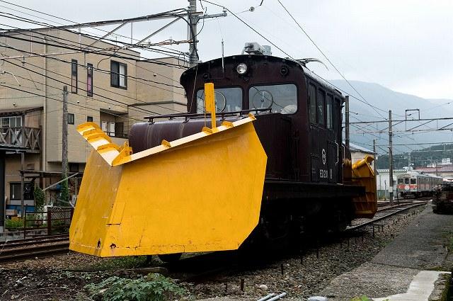 北陸鉄道-ED20形|果て無き車両図...