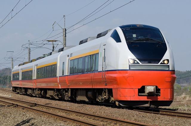 果て無き車両図鑑-JR東日本-E751...