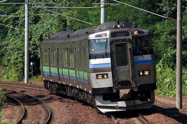 JR北海道-キハ201系|果て無き車両図鑑