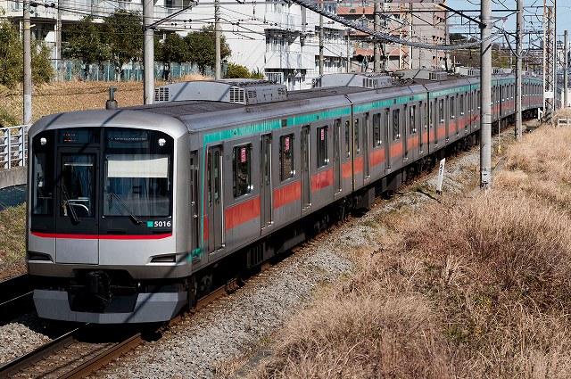 東急電鉄-5000系|果て無き車両図鑑